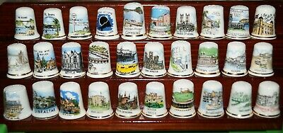 £9.90 • Buy Thimbles Collection Set 9