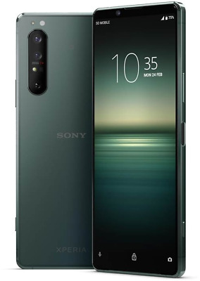 AU1057 • Buy New Sony Xperia 1 II 5G Dual SIM XQ-AT52 Green 12GB/256GB