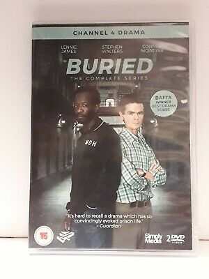 £9.99 • Buy Buried The Complete Series DVD Channel 4 Drama Lennie James 5019322889243