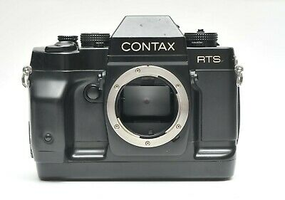 $ CDN274.45 • Buy Contax RTS III 35mm SLR Film Camera (Body Only) 008294 *Parts*