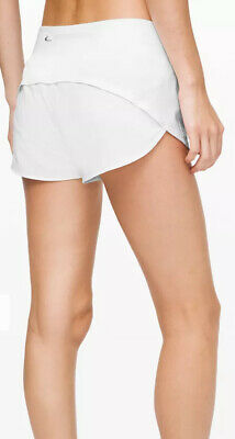 $ CDN58.73 • Buy NEW Lululemon SPEED UP SHORT Size 6 Regular