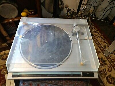 £49 • Buy JVC L-AX3 Turntable,  Chip To Lid. Needs New Needle