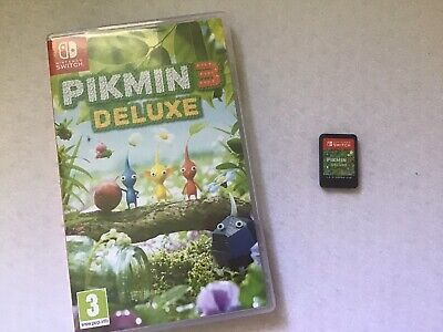 AU44.47 • Buy Pikmin 3 Deluxe - Nintendo Switch