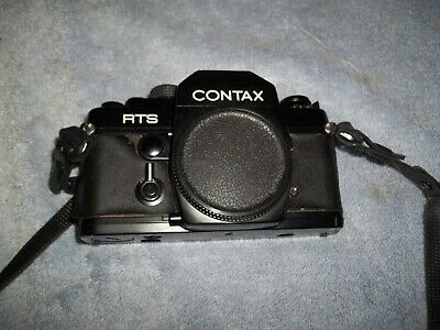 $ CDN36.34 • Buy Contax RTS 35mm SLR Film Camera Body Only