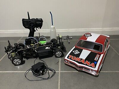 AU122.50 • Buy Holden Torana LJ XU1 Peter Brock Replica Nitro R/C Car 1/10 Scale