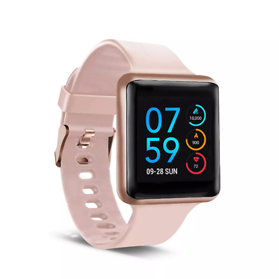 $ CDN50.12 • Buy ITouch Air Special Edition 41mm IP67 Smart Watch Android IOS Rose Gold *Opened*