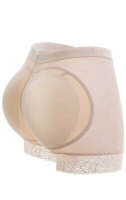 £18.99 • Buy Silicone Buttocks Pads Padded Pants Bum Butt Hip Knickers Fake Size Enhancer