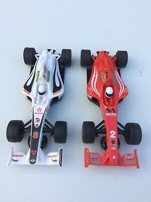 £18 • Buy 2 Hornby Scalextric F1 SLOT CARS
