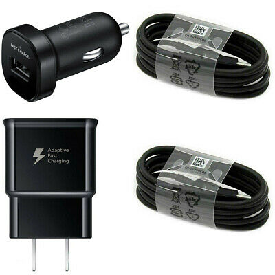$ CDN10.91 • Buy For Samsung Galaxy Note8 9 S8 S9 S10Plus Super Fast Wall Car ChargerType-C Cable