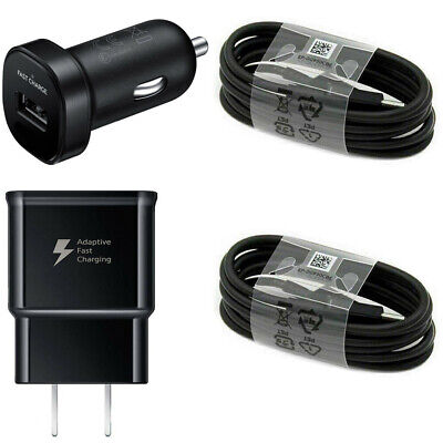 $ CDN10.95 • Buy For Samsung Galaxy Note8 9 S8 S9 S10Plus Super Fast Wall Car ChargerType-C Cable