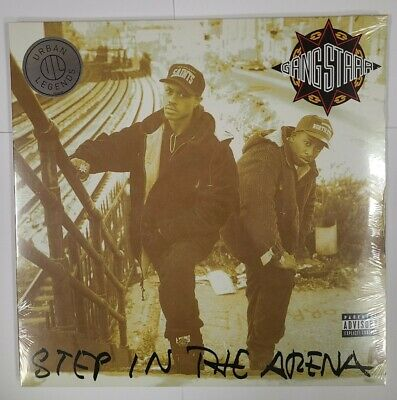 £23.80 • Buy Gang Starr – Step In The Arena - 2 Lp Vinyl Records - NEW Sealed - Hip Hop