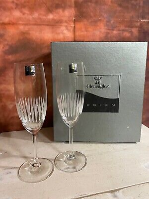 £19 • Buy Pair Of Boxed Gleneagles Champagne Flutes