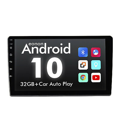 AU333.43 • Buy In Dash 9  IPS Double 2Din Car Android 10 Stereo Radio GPS Navigator DSP CarPlay