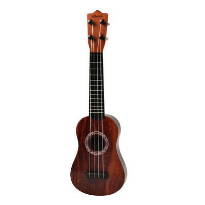 AU22.61 • Buy Children's Toy Ukulele Guitar Musical Instrument Suitable For Children