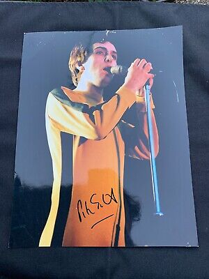 £174.82 • Buy PETER GABRIEL Signed Autographed 11x14 Glossy *RARE* Genesis Photo Legend