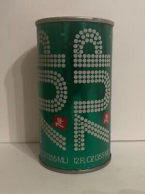 AU6.34 • Buy Vintage 7UP Seven-Up Soda Pop Can 12oz Collectible Advertising Rare