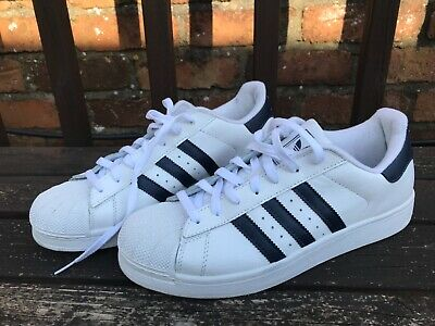 $ CDN43.16 • Buy Mens 2009 Adidas Superstar 2 Trainers Originals Sneakers Trainers (size UK10)