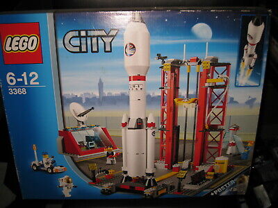 £116.38 • Buy Lego City  Space Center With Rocket  Old Stock New And Unopened #3368