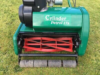 """£325 • Buy Qualcast Classic 43s Cylinder Mower 17"""""""