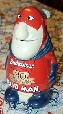 $ CDN12.49 • Buy 1999 BUD MAIN Stein BUDWEISER 30TH ANNIVERSARY Ceramarte LOT R