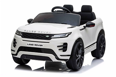 £228.99 • Buy Kids Electric Car Licensed Range Rover Evoque Ride On With Remote Control