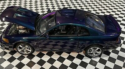 $180.50 • Buy 1/18 Maisto 2003 Mystic Ford Mustang Cobra Coupe -  G6 2004 Mystic Ford Paint