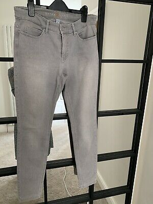 £19.99 • Buy Mac Dream Skinny Jeans In Grey Size 38/30 Cotton Mix