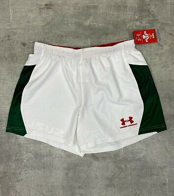 £24.99 • Buy Under Armour Wales 19/20 Rugby Shorts - L