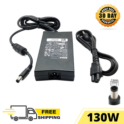 $ CDN32.65 • Buy Genuine OEM Dell 130W Charger - Gaming Laptop Alienware 13, 13R2 With Cord