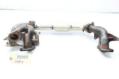 $249.99 • Buy 2005-2009 Subaru Outback Xt Legacy Gt Turbo Header Exhaust Manifold Pipe P6553
