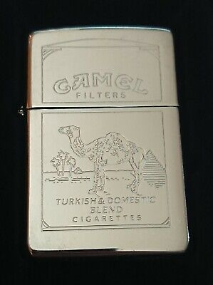 £79.95 • Buy Vintage Camel Classic ZIPPO Lighter (Z88), Double Sided, Circa 1995
