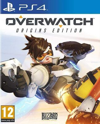 AU41.13 • Buy PS4 Game - OVERWATCH - ORIGINS EDITION - Playstation 4