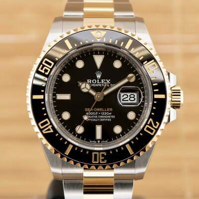 $ CDN24707.86 • Buy Rolex Sea-Dweller 126603 - Unworn With Box And Papers 2021