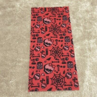 Monster High Create-A-Monster Color Me Creepy Replacement Lab Towel • 2£