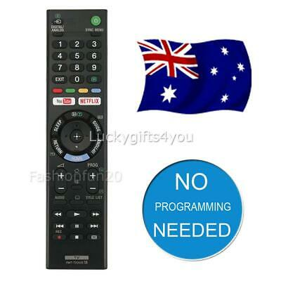 AU15.99 • Buy RMT-TX300E Remote Control For Sony BRAVIA TV KD43X7000E KD49X7000E KDL32W660E