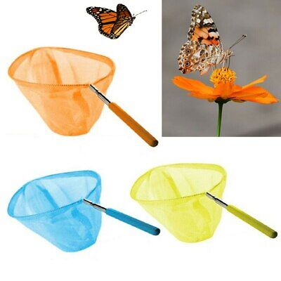 £2.89 • Buy Telescopic Catching Net Bug Extendable Fishing Equipment Swimming Pool Cleaning