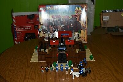 £353.99 • Buy LEGO Vintage 6769 Fort Legoredo WESTERN 100% Complete FREE SHIPPING VERY AWESOME