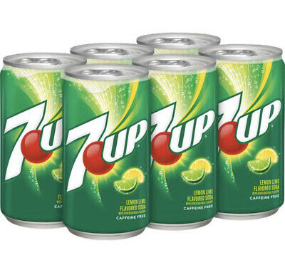 AU71.41 • Buy 6 Pack Of 7-Up Can Diversion Safe Stash Can