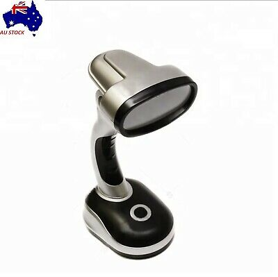 AU14.95 • Buy 12 LED Super Bright Portable Lamp Battery Operated Desk Reading Work Table Light