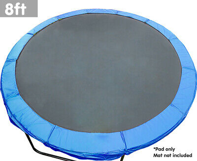 AU65.90 • Buy 8ft Trampoline Replacement Safety Spring Pad Round Cover
