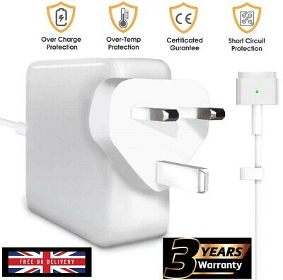 $25.01 • Buy MacBook Air Charger/Adapter 45W Foror Mac Book 11 & 13 Inch A1436, A1466 Etc.