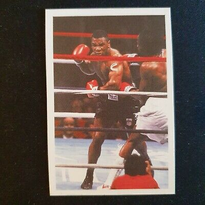 £149.99 • Buy 1986 Mike Tyson Rookie Card A Question Of Sport