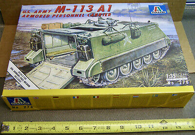 $27.95 • Buy MIB Italeri 1/35 Scale US Army M-113A1 Armored Personnel Carrier
