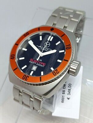 £102.73 • Buy Men's Watch, AVIO MILANO, Subtype Property, Diver 200Mt, Made IN Italy, Limited