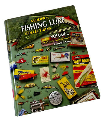 £17.61 • Buy Modern Fishing Lure Collectibles Book Volume 2 Russell E. Lewis 2003