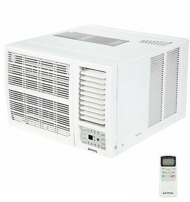 AU599 • Buy EUROMATIC 1.6kW Window Wall Air Conditioner Air Con Remote Control Easy Install