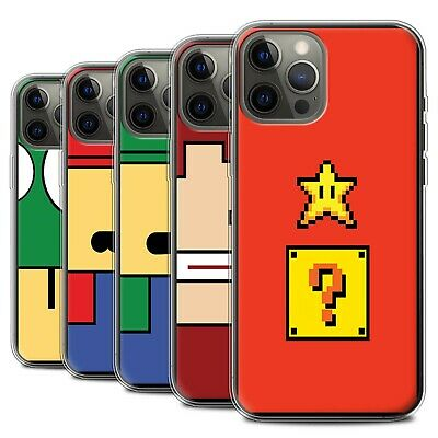 £7.98 • Buy ESwish Gel/TPU Phone Case For Apple IPhone 12 Pro Max /Retro Gaming Characters