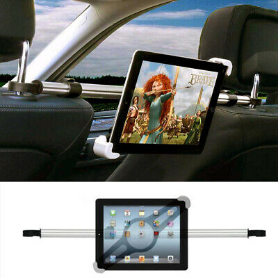 £23.69 • Buy For IPad Tablet 7 -11  Adjustable Rotation In Car Headrest Seat Mount Holder NEW