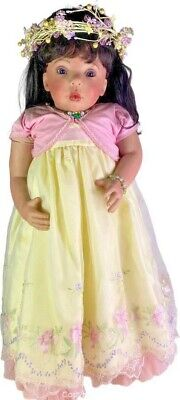 £320.86 • Buy Reborn Baby Doll TAYLOR Standing Toddler BY Donna Rubert 29