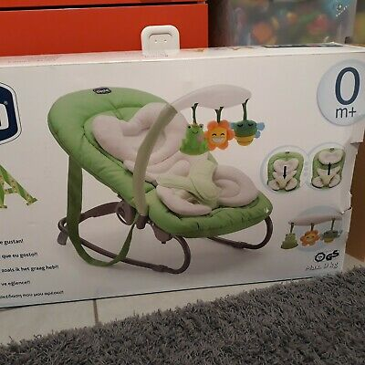 £34.41 • Buy CHICCO Bouncer Model Mia For Infant - Max Up To 19.8lbs